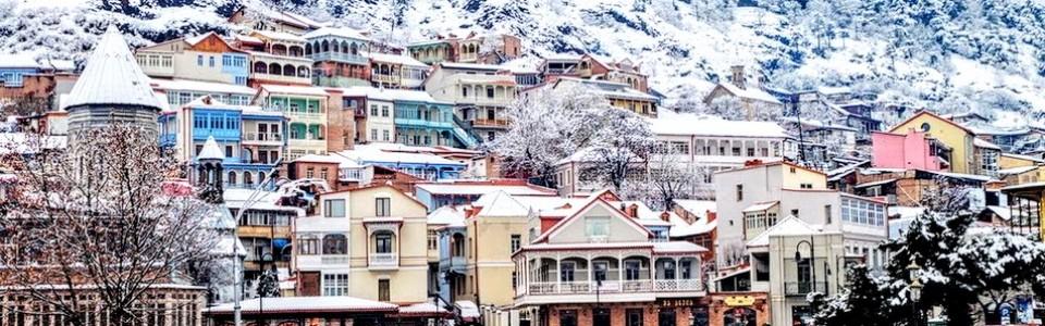 Новогодние туры в Грузию