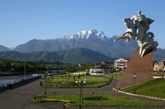 Тур в Грузию из Владикавказа на 10 дней