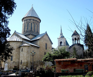 Тбилиси. Кафедральный собор Сиони