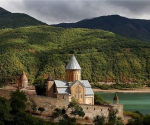 Церковь в Грузии