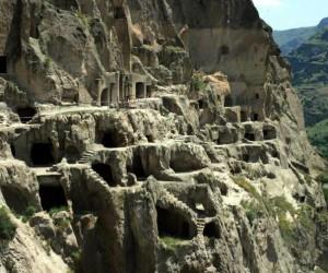 Пещерный город Грузия