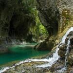{:ru}Экскурсия в Мартвильский каньон и каньон Окаце{:}{:en}Tour to Martvili canyon and Okatse canyon{:}