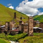 Экскурсия в Сванетию из Батуми — 1 день