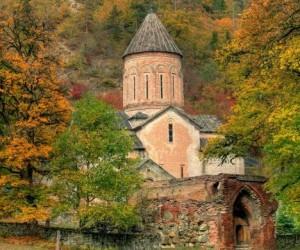 Церковь в поселке Тимоти