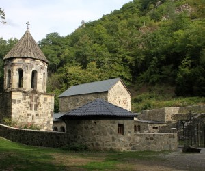 Зеленый Монастырь - Боржоми