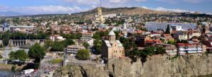 Трехдневный отдых в Грузии