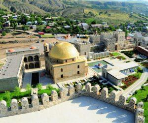 Ахалцихе, крепость Рабат