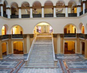Здание бывшего Парламента Грузии