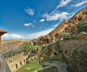 Комплекс древних пещерных монастырей - Давид-Гареджа