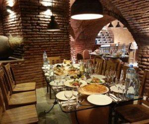 Грузинский ресторан с национальной кухней