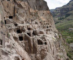 Пещерный комплекс - Вардзия