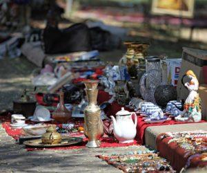 Блошиный рынок - Сухой мост