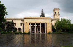 Новогодняя экскурсия Музей Сталина в Гори
