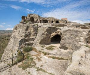Новогодняя экскурсия Пещерный город Уплисцихе Грузия