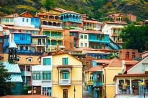 Новогодняя экскурсия по Тбилиси - Исторический центр