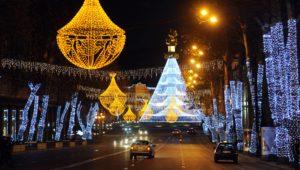 Новогодняя экскурсия по Тбилиси