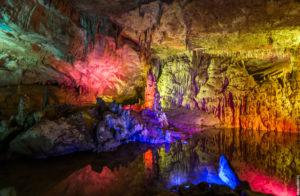 Новогодняя экскурсия пещера Прометея