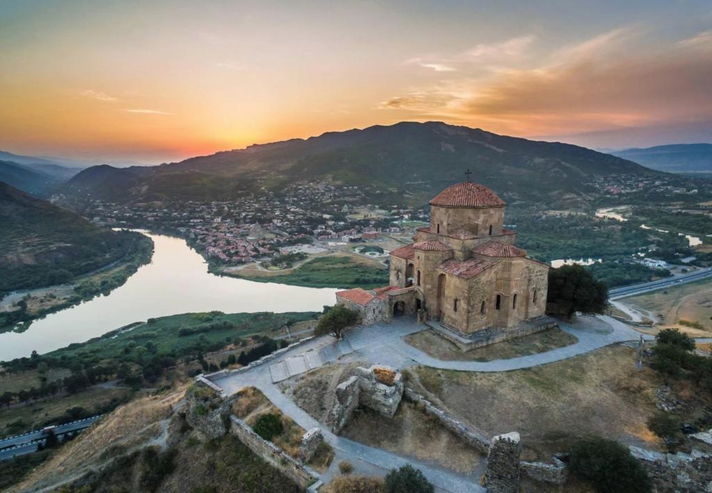 Мцхета - духовная столица Грузии