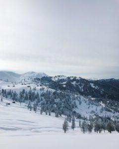 Горнолыжный курорт Годердзи: отдых и цены
