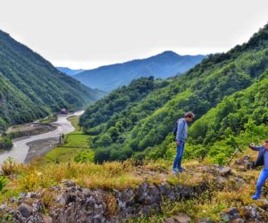 Тур в Грузию с морем на 10 дней - крепость Гвара