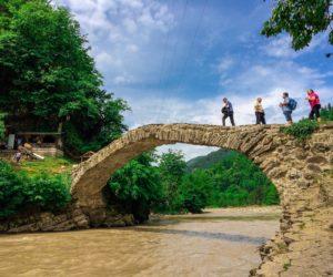 Тур в Грузию с морем на 10 дней - Мост царицы Тамары