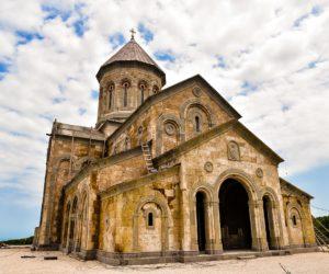 Тур в Грузию с морем на 10 дней - Монастырь Бодбе