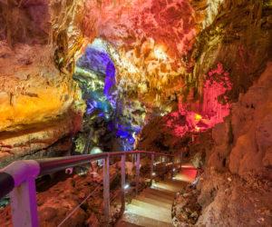 Тур в Грузию с морем на 10 дней - Пещера Прометея