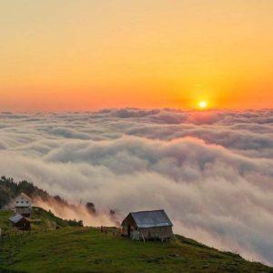 Гомис Мта - Высокогорный курорт. Поездка в облака